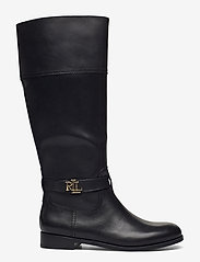 Lauren Ralph Lauren - Baylee Leather Boot - black - 1