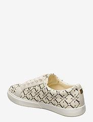 Lauren Ralph Lauren - Jaycee Canvas Sneaker - sneakersy niskie - vanilla heritage - 2