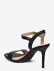 Lauren Ralph Lauren - Gwen Leather Sandal - højhælede sandaler - black - 2