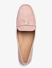 Lauren Ralph Lauren - Barnsbury Suede Loafer - loafers - dusty pink - 3
