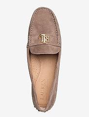 Lauren Ralph Lauren - Barnsbury Suede Loafer - loafers - truffle - 3
