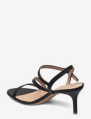 Lauren Ralph Lauren - Landyn Nappa Leather Sandal - brudesko - black - 2
