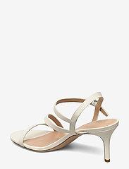 Lauren Ralph Lauren - Landyn Nappa Leather Sandal - brudesko - vanilla - 2