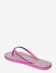 Lauren Ralph Lauren - Shawna Paisley Sandal - teenslippers - pink - 2