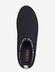 Lauren Ralph Lauren - Jordyn Slip-On Sneaker - slip-on sneakers - black/black - 3