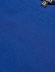 Lauren Ralph Lauren - Cotton Boatneck T-Shirt - t-shirts - royal cobalt - 2