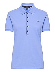 Piqué Polo Shirt - CABANA BLUE