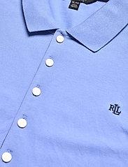 Lauren Ralph Lauren - Piqué Polo Shirt - polohemden - cabana blue - 3