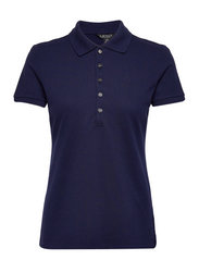 Piqué Polo Shirt - FRENCH NAVY