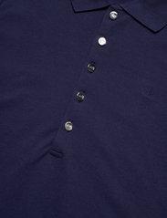 Lauren Ralph Lauren - Piqué Polo Shirt - poloskjorter - french navy - 3