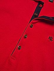 Lauren Ralph Lauren - Piqué Polo Shirt - polohemden - lipstick red - 3