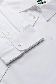 Lauren Ralph Lauren - Easy Care Cotton-Blend Shirt - chemises à manches longues - white - 3