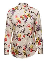 Floral Twill Shirt - MULTI