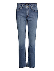 Premier Straight Jean - OCEAN BLUE WASH D