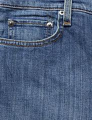 Lauren Ralph Lauren - Premier Straight Jean - straight jeans - ocean blue wash d - 3
