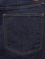 Lauren Ralph Lauren - Premier Straight Jean - flared jeans - dark rinse wash d - 4