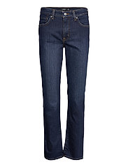 Premier Straight Jean - DEEP ROYAL WASH D