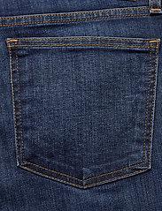 Lauren Ralph Lauren - Premier Straight Jean - straight jeans - deep royal wash d - 4