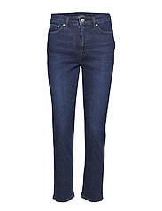 Regal Straight Ankle Jean - ADMIRAL INDIGO WA