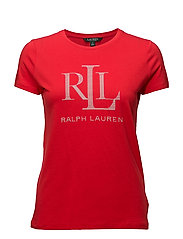 LRL Graphic T-Shirt - TOMATO RED