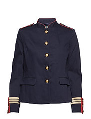 Officer's Jacket - NAVY
