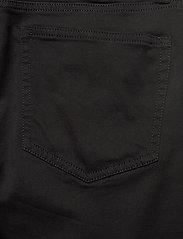 Lauren Ralph Lauren - PCDYE WASHED SATEEN-PANT - broeken med skinny fit - polo black - 4
