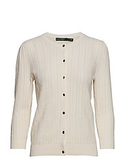 Cotton-Blend Sweater - MASCARPONE CREAM