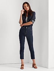 Lauren Ralph Lauren - Regal Straight Ankle Jean - straight jeans - rinse wash - 0