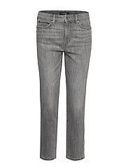 AUTH STR INDG DNM-JEAN - SMOKE GREY WASH