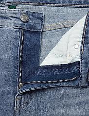 Lauren Ralph Lauren - Premier Straight Ankle Jean - proste dżinsy - light indigo wash - 3