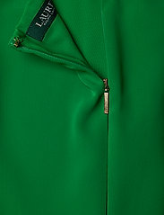 Lauren Ralph Lauren - Crepe Wide-Leg Jumpsuit - kombinezony - hedge green - 3