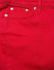 Lauren Ralph Lauren - Premier Straight Crop Jean - slim jeans - bold red wash - 3
