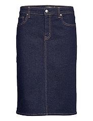 Denim Skirt - RINSE WASH