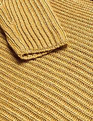 Lauren Ralph Lauren - Dolman-Sleeve Boatneck Sweater - pulls - shiny gold lurex - 3