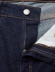 Lauren Ralph Lauren - High-Rise Skinny Ankle Jean - skinny jeans - rinse wash - 4