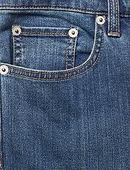 Lauren Ralph Lauren - High-Rise Skinny Ankle Jean - jeans skinny - ocean blue wash - 3