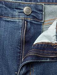 Lauren Ralph Lauren - High-Rise Skinny Ankle Jean - jeans skinny - ocean blue wash - 4