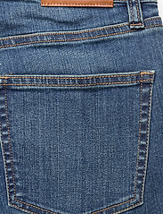 Lauren Ralph Lauren - High-Rise Skinny Ankle Jean - jeans skinny - ocean blue wash - 5