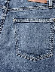 Lauren Ralph Lauren - High-Rise Straight Ankle Jean - straight jeans - legacy wash - 4