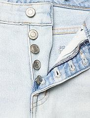 Lauren Ralph Lauren - High-Rise Straight Ankle Jean - slim jeans - paradise blue was - 3