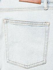 Lauren Ralph Lauren - High-Rise Straight Ankle Jean - slim jeans - paradise blue was - 4