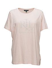 LRL Graphic T-Shirt - ENGLISH ROSE