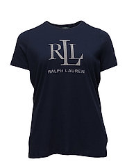 LRL Graphic T-Shirt - NAVY