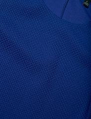 Lauren Ralph Lauren - BASKETWEAVE PONTE-DRESS - juhlamekot - french blue - 2