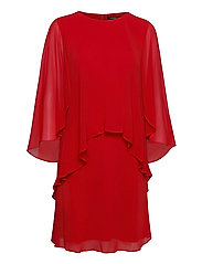 CLASSIC GGT-DRESS - LIPSTICK RED