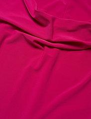 Lauren Ralph Lauren - Jersey Cowlneck Dress - cocktailkjoler - aruba pink - 3