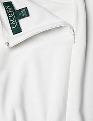 Lauren Ralph Lauren - Two-Tone Jersey Jumpsuit - buksedragter - black/lauren whit - 4
