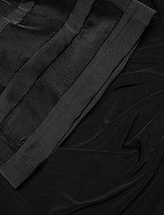 Lauren Ralph Lauren - Bell-Sleeve Jersey Dress - cocktailkjoler - black - 3