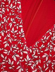 Lauren Ralph Lauren - Print Georgette Dress - sommerkjoler - lipstick red/col - 2