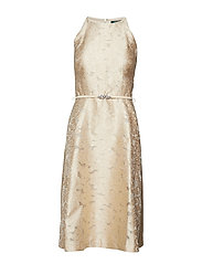 PETRAH-SLEEVELESS-COCKTAIL DRESS